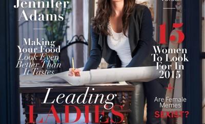 Hers magazine issue 5 Jennifer Adams
