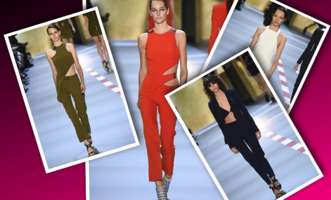 Mugler Paris Fashion Week 2016