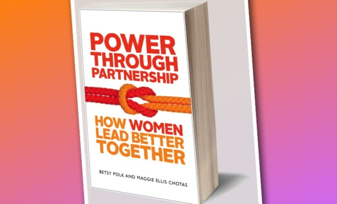 Power through partnership book cover