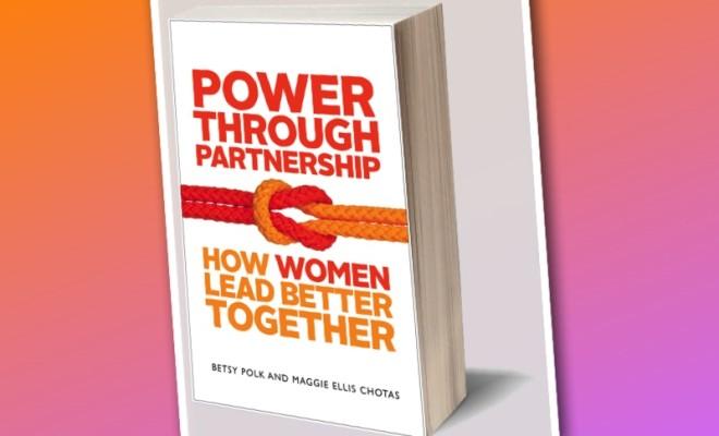 Power through partnership book cover