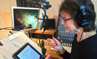 Susan Bennett,voice of Siri
