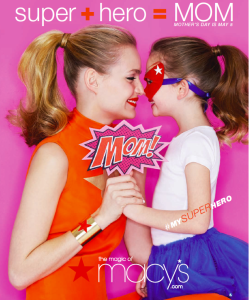 Hers and Macy's Mother's Day Contest