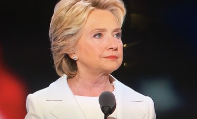 Hillary Clinton at DNC 2016