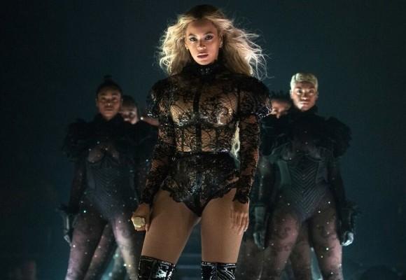Beyonce in Atlanta, Hers magazine