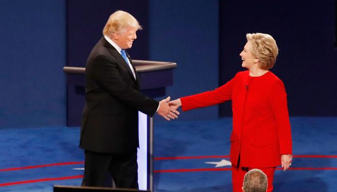 Clinton-Trump first debate