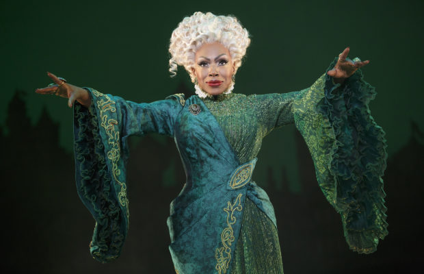 Sheyl Lee Ralph in Wicked