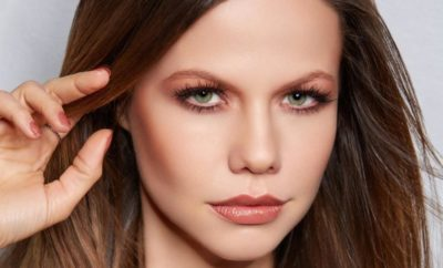 Tammin Sursok on Hers magazine