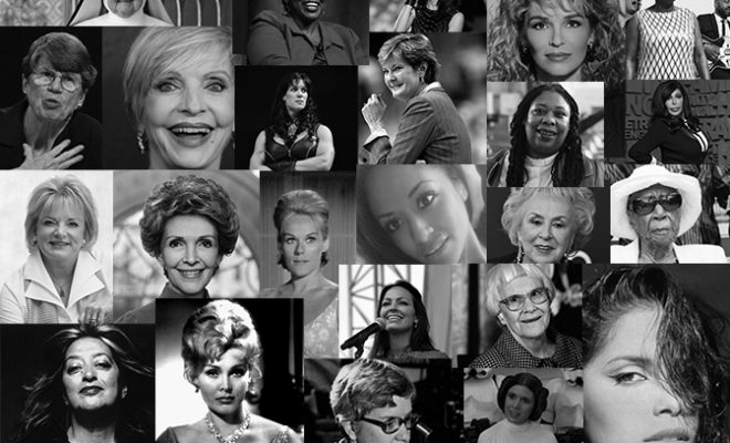 Women Lost in 2016 - Hers magazine