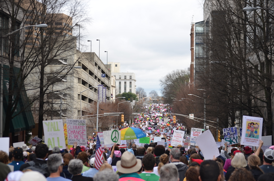 Atlanta Women's March