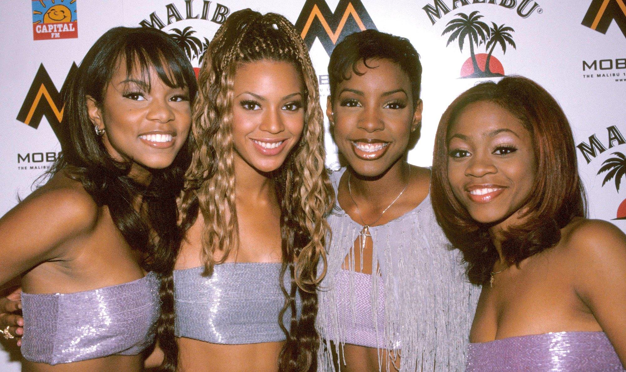 Destiny's Child MOBO Awards