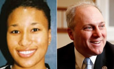 Officer Griner and Rep. Scalise