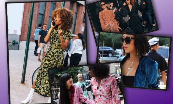 Vogue NYFW Collage photo cred Phil Oh