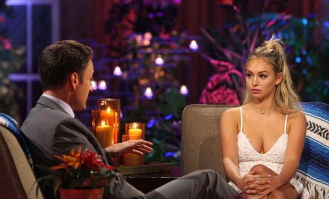 Corinne Bachelor in Paradise