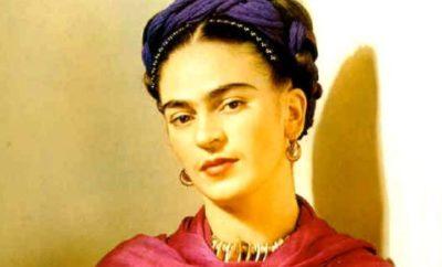 Frida Kahlo self portrait
