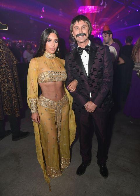 Kim Kardashian as Cher