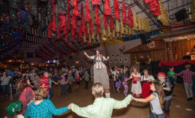Wurstfest New Braunfels TX