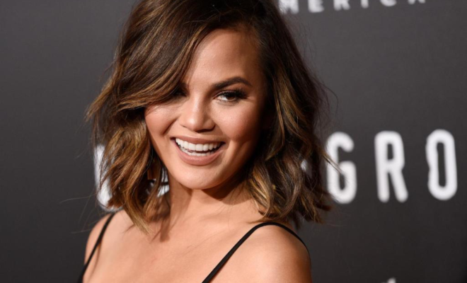 ChrissyTeigen is third highest paid model for 2017