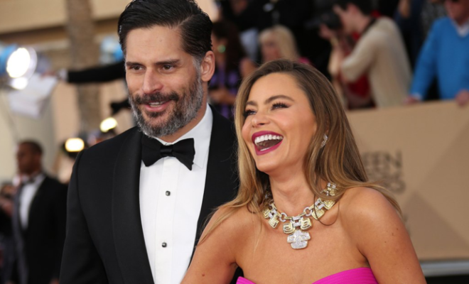 Sofia Vergara celebrates second anniversary