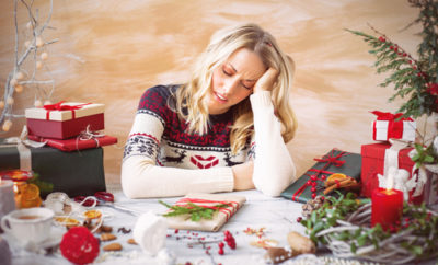How to prevent holiday stress