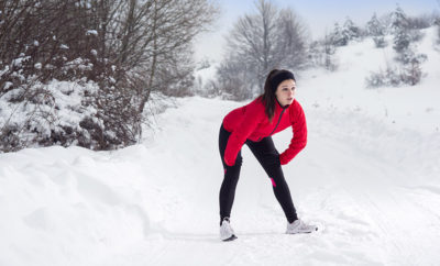 How to Keep Working out in the Winter