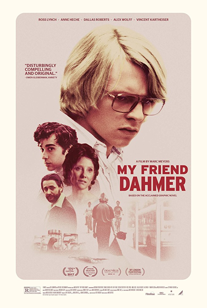 My Friend Dahmer movie