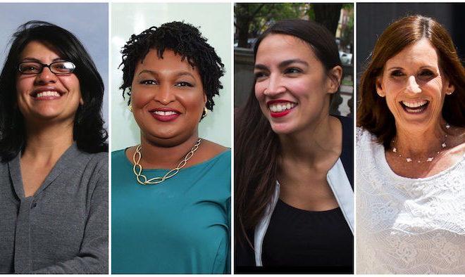 women running for office
