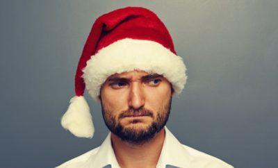 men, holidays, grumpy, ruin the holidays