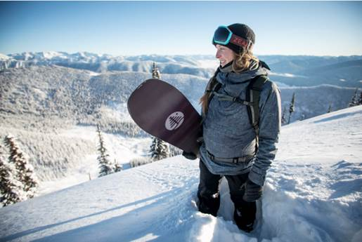 Snowboarding Olympics 2018