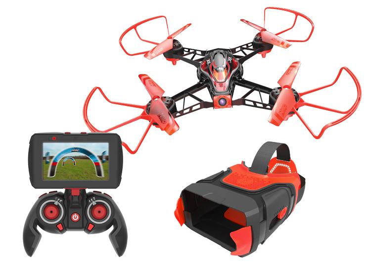 Nikko air race drone