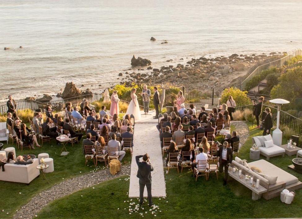 Amy schumer, Chris Fischer, Jennifer Lawrence, Jennifer Aniston, Jake Gyllenhaal, Jerry Seinfeld, Chelsea Handler, Larry David , wedding, Malibu, secret wedding
