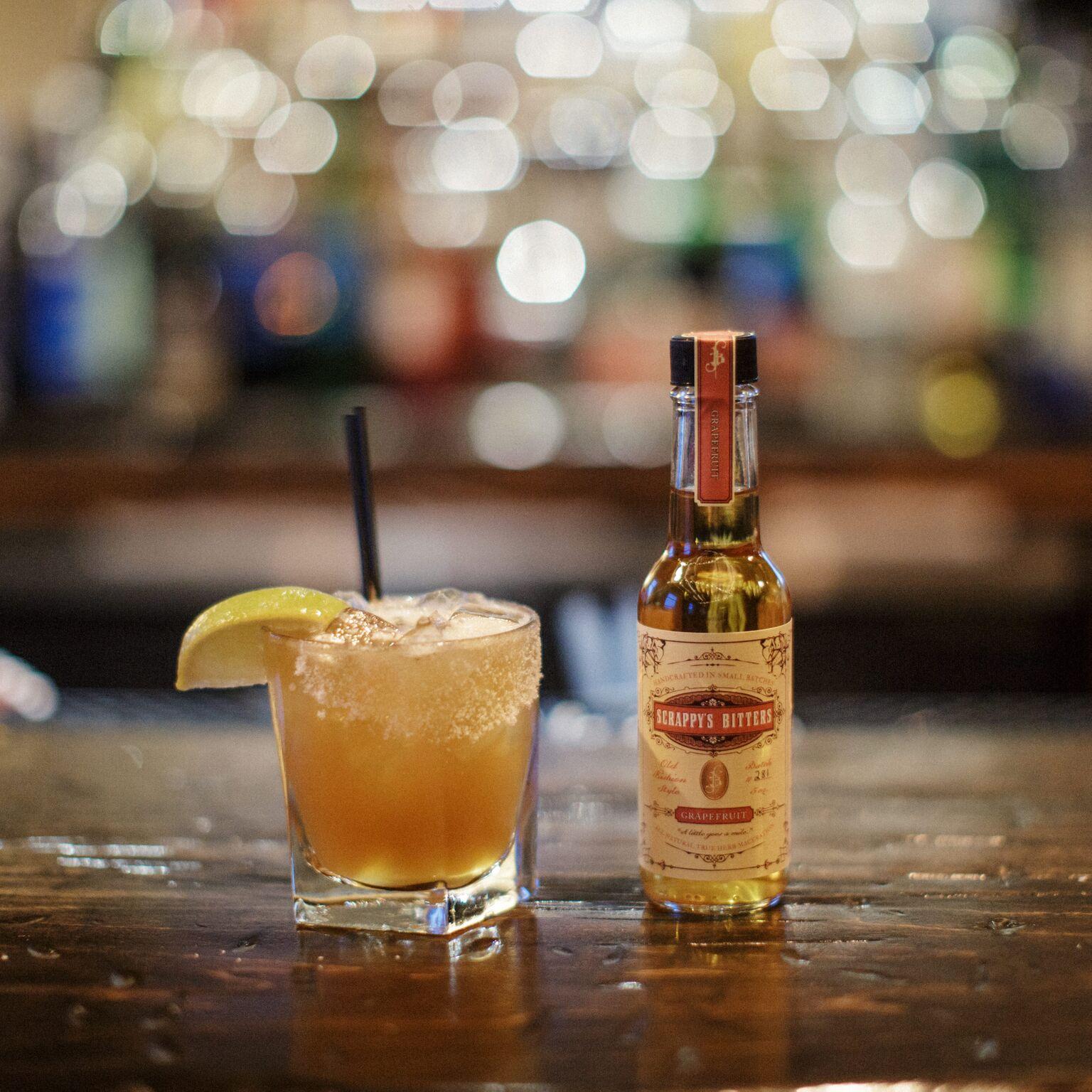 spring cocktail
