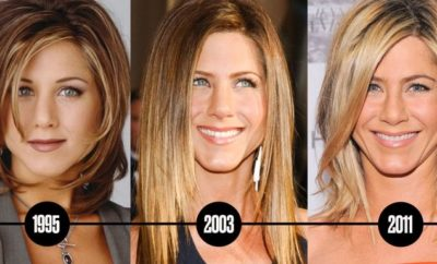 jennifer Aniston, hair,