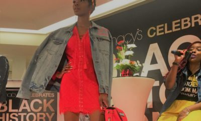 Black History Fashion Show
