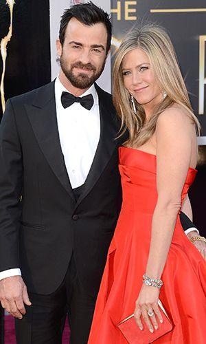 Jennifer Aniston, Justin Theroux, Paul Rudd, Vince Vaughn, John Mayer, Brad Pitt, split, divorce, separation, husband, celebrity couples