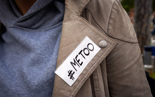 #MeToo, #Time'sUp, movement, men, sexual harassment