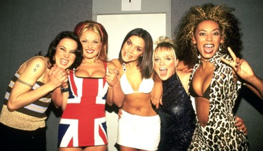 spice girls reunion, baby spice, scary spice, sporty spice,  ginger spice, posh spice, spice girls