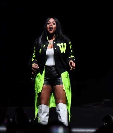 Remy Ma Queens of Hip Hop