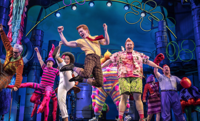 Broadway Goes Under The Sea – HERS Magazine