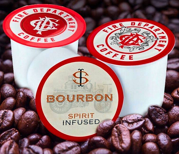FDC Bourbon-Infused Coffee