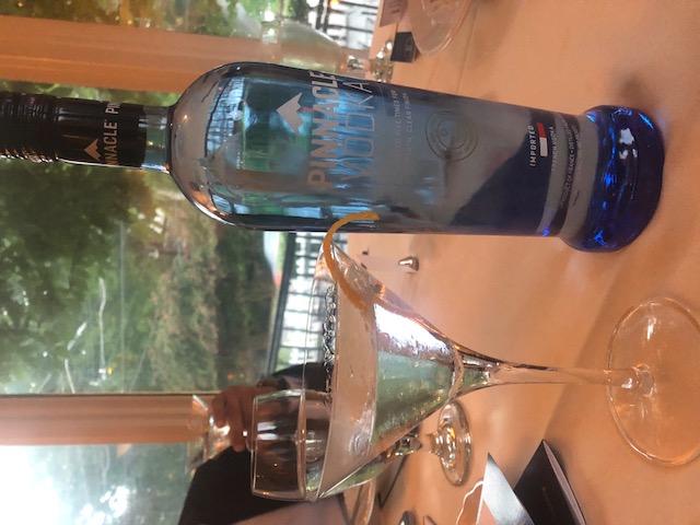 Pinnacle Vodka Mystery Tasting