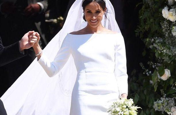 Meghan Markle S Wedding Look Explained Hers Magazine