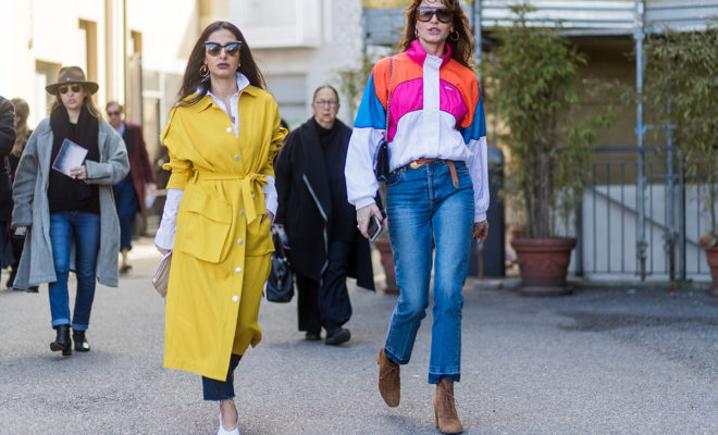 Neon Fashion Trends