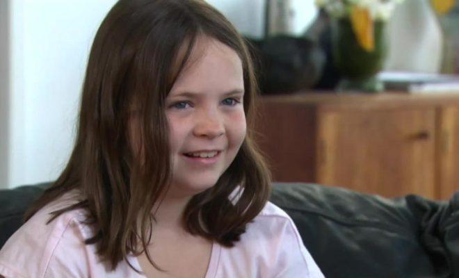 Harper Nielsen of Australia