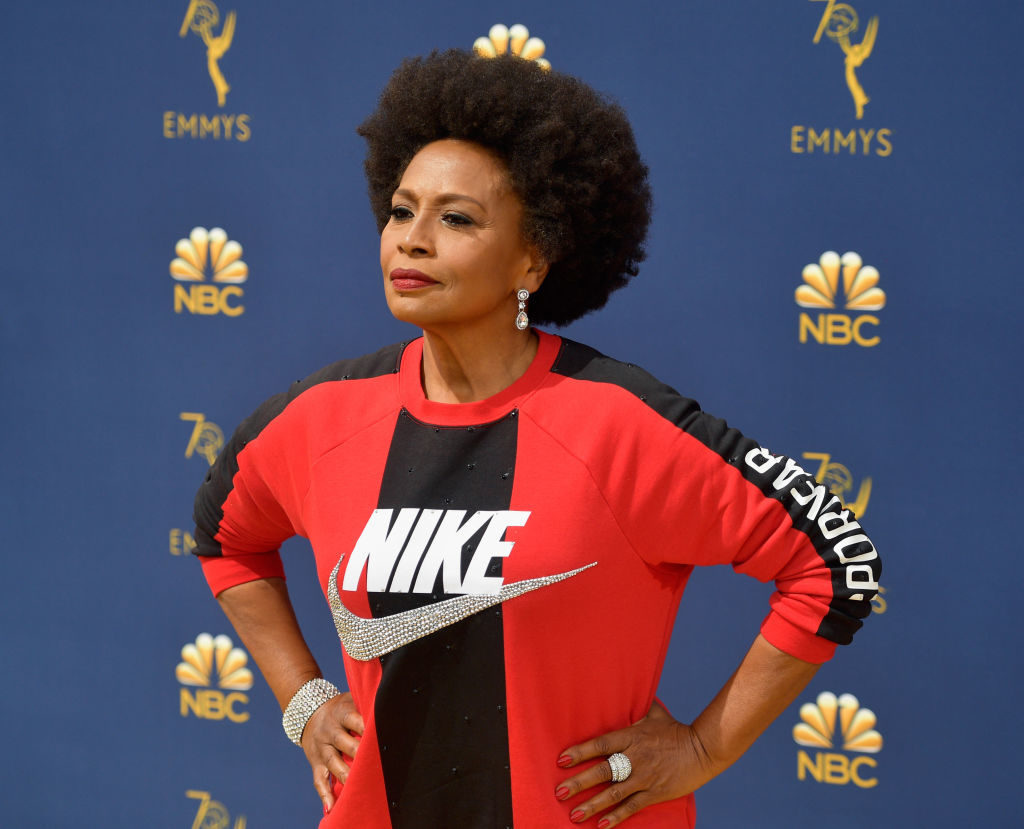Jenifer Lewis at Emmy Awards