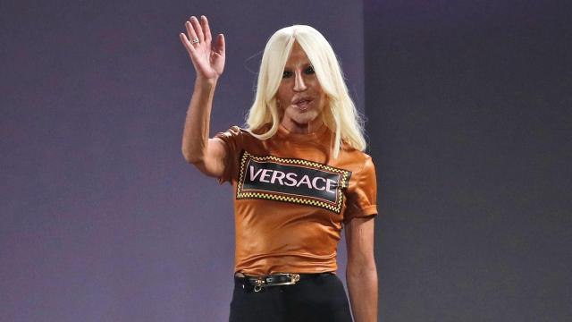 Dontella Versace