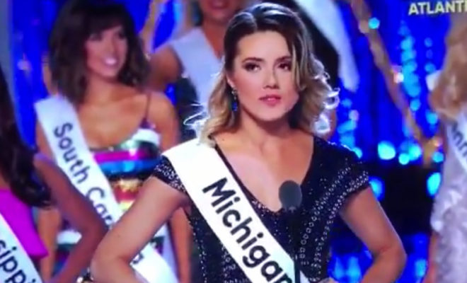 Miss Michigan