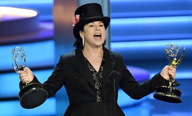 Amy Sherman Palladino Emmy 2018