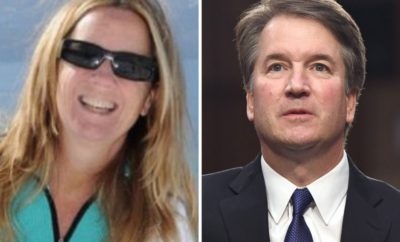 Christine Blasey Ford testify