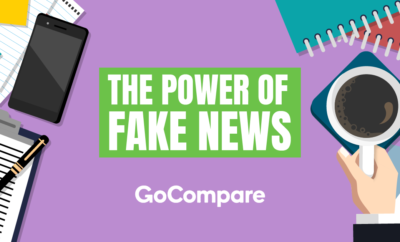 GoCompare Fake news