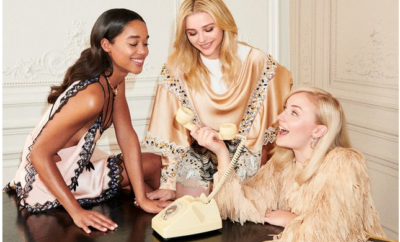 Chloe Grace Moretz, Sophie Turner, Laura Harrier